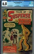 Cgc 6.0 Tales Of Suspense 45 1st Appearance Pepper Potts Happy Hogan Ow Pages