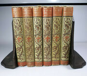 1897 The Christian Herald Library, 6 Volumes