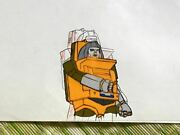 Things At That Time Fight Super Robot Lifeform Transformer G1 Minibot Attacke