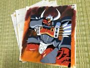 At That Time Transformer Beast Wars Ii Combined Warrior Magna Boss Cel Pict