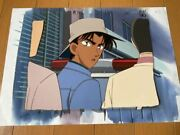 At That Time Detective Conan Episode 118 Quotlicense To Die Of Naniwaquot Hei
