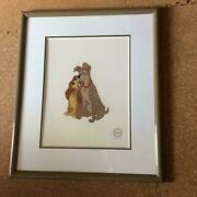 Disney Disney Doggie Story Lady Playing Cards Cels Original Drawings Limited R