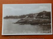 La Collette From Bathing Pool, Jersey, Channel Islands. Pelham Real Photograph