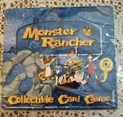 Monster Rancher Ccg Sealed Booster Box 36 Ct.1st Edition  Packs