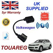Vw Touareg Bluetooth Music Streaming Module For Iphone Htc Nokia Lg Sony My09+