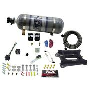 Nitrous Express 50045-12 Phase 3 Conventional Plate Nitrous System