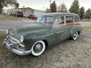 1949 Chevrolet Tin Woody Wagon 1949 Chevy Tin Woody Deluxe Wagon Bel Air 1950 1951 1952