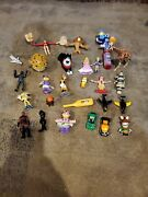 Mega Toy Lot Junk Drawer Flea Market Lot Resell Cool Collectibles