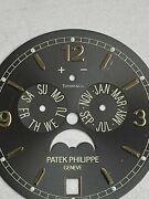 Patek Philippe 5146j And Co Complications Annual Calendar Moon Phase Dial