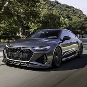 Audi Rs7 C8 Carbon Body Kit - New Directly From The Factory / Neu Direkt Ab Werk