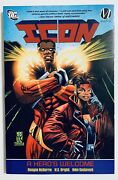 Icon A Hero's Welcome Milestone Tpb Oop Low Print Only Copy On Ebay