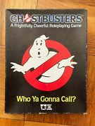 Ghostbusters Rpg Role Playing Game West End Games Chaosium Complete