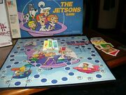 1985 Milton Bradley The Jetsons Board Game- Only Missing One Plastic Stand