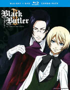 Black Butler - The Complete Second 2 Two Season Slipcover + Blu-ray