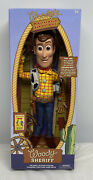 Woody The Sheriff Toy Story Roundup 15talking Action Figure Disney Parks Pixar