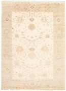 Hand-knotted Carpet 10and0391 X 13and03911 Royal Oushak Traditional Wool Rug