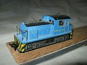 A6412 Ho Unknown Baltimore And Ohio Rr Plymouth 4 Wheel Diesel Locomotive