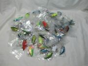 Lot Of 71 Crankbait Lures From New To Used