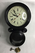 31 Days American Classic Fine Japan Wall Clock Vintage Minty Special Import