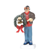 Department 56 I'm Sorry, Merry Christmas 6005463 Dept New Griswold National Lamp