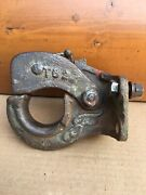 Wwii Ww2 Jeep Ford Gpw Military Army Factory Pintle Hitch Factory Original Rare