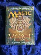 Mtg Out Of Print Mirage Starter Pack English Version Unopened List No.mm401