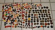 Fantastic Collection Of 380 Vintage Catalin And Bakelite Plastic Buttons