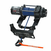 Polaris 2885126 Pro Hd 4500 Lb Winch With Rapid Rope Recovery 2021 Rzr Trail
