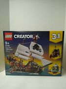 Lego Pirate Ship Lego Creator 31109 Brand New Factory Sealed Never Been Opened