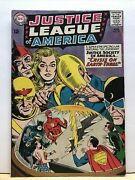 Justice League Of America 29 Dc 1964 Justice Society 1st S.a. Starman Fn