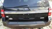 Trunk/hatch/tailgate Wiper Privacy Tint Glass Fits 15-17 Expedition Black