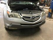 07 08 09 Acura Mdx Front Bumper Cover W/o Headlamp Washers 3103577