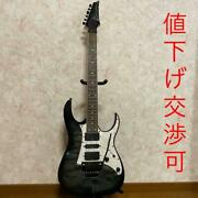 Electric Guitar Ibanez Floyd Rose Tab With Tablature D List No.mg204