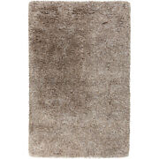 Surya Mil5002-69 Milan 108 X 72 Inch Charcoal/camel/beige/wheat Rugs, Rectangle