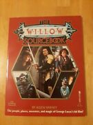 The Willow Sourcebook - Tor Books - Collectible Rpg - Ultra Rare