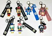 Disney And Marvel Blind Bag Keychains Variety Sold Separately