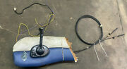 Mercruiser Quicksilver 4000 Throttle Shift Control Assy / Shifter W/12ft Cable