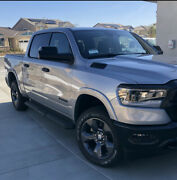 """20"""" Ram 1500 Built To Serve Oem Wheels And Tires 2675 2020 2021 Barely Used"""