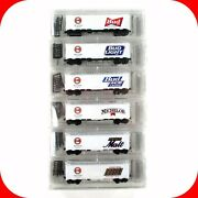 N Scale Budweiser Brewery Beer Reefer 6-car Set Micro Trains 1999 Special Rare