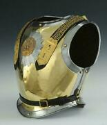 Medieval Imperial Guard French Officer Cuirass Front And Back Breas Halloween Gift