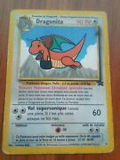 Rare Carte Pokemon Dragonite 5 Promo Annandeacutee 2000 Card 1 Edition French Promotion