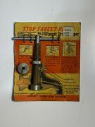 Vintage Omalley Usa Stop Faucet Drip No. 2x Drip Stopper - Nos New Old Stock