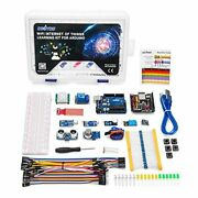 Osoyoo Wifi Internet Of Things Learning Kit For Arduino | Include Esp8266 Wifi S