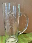 4 Beer Stines With Handles7 Inches Tall. Spotlight Stallion 708