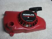 Homelite Little Red Xl Recoil / Pull Starter / Rewind - Works Smooth