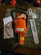 Husqvarna Chainsaw 455 With 20 Bar And Chain Factory Reconditioned
