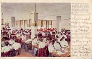 Pre-1907 Metropolitan Life Insurance Home Office Ny. Womenand039s Lunch Room 1907