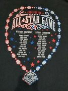 Adidas 2008 Nba All Star Game Holy Grail/ Rosary New Orleans T-shirt