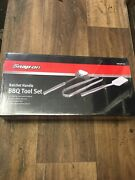 Snap On Ratchet Handle Barbecue Tool Set New Ssx20p109 Tools Mechanic Gift