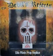 Neca Reel Toys The Deviland039s Rejects Otis Mask Prop Replica Bill Moseley And03966/500and039